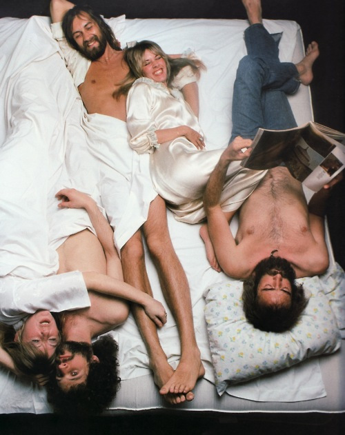 Fleetwood Mac, My Top 5, Music, Never Going Back Again
