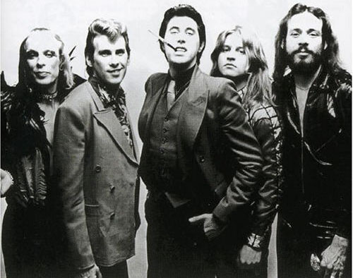 Roxy Music, Music, My Top 5