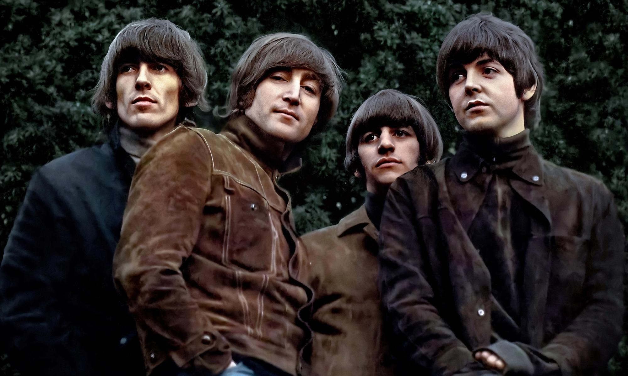 The Beatles - Rubber Soul (1965) - My Top 5 - Header