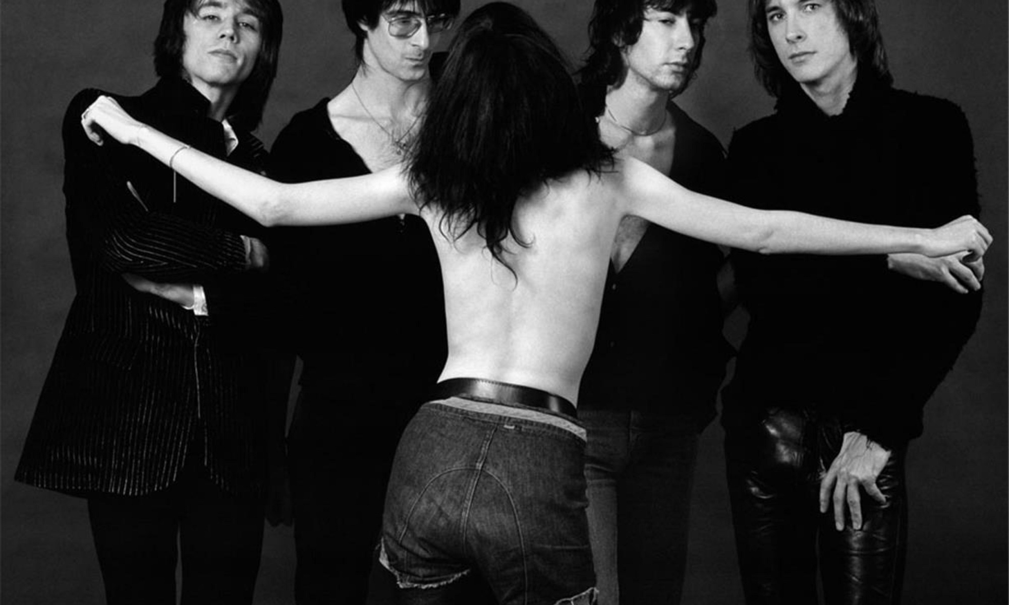 """""""Dancing Barefoot"""" by Patti Smith - SOTD - Header"""