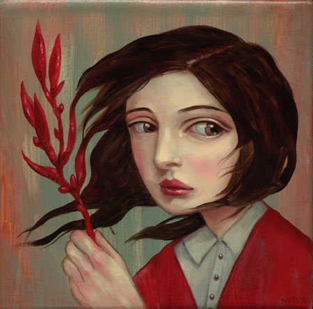 her favorite red by kelly vivanco