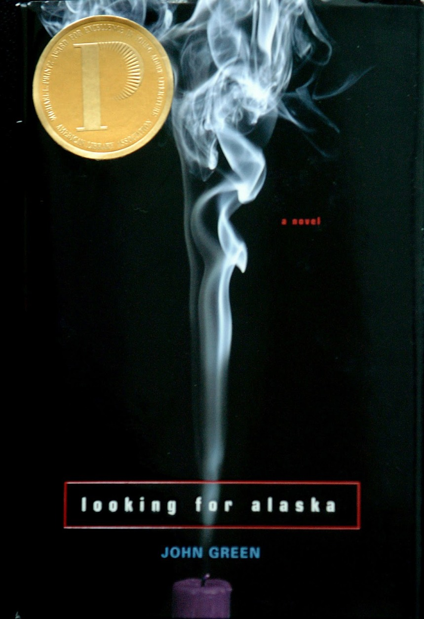 Looking For Alaska cover md
