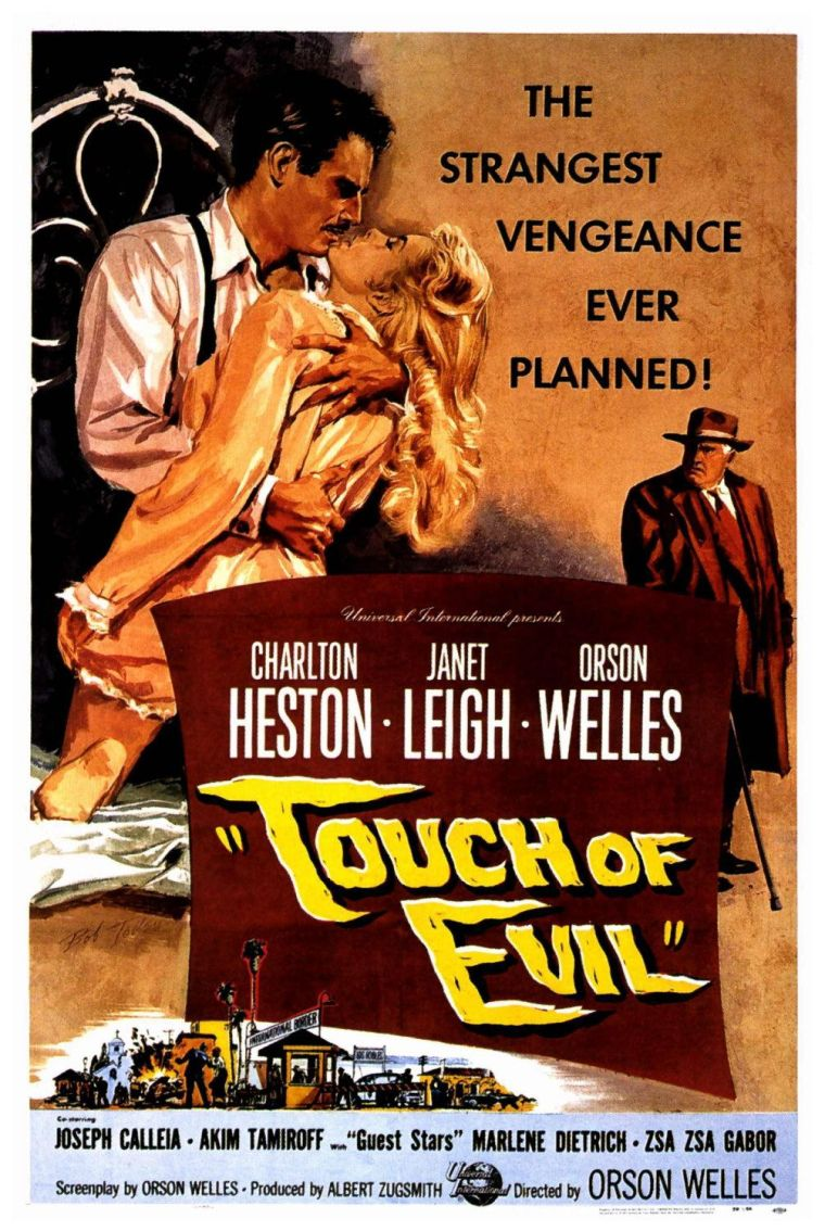 Touch Evil 1958