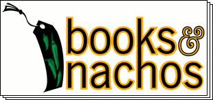 books and nachos