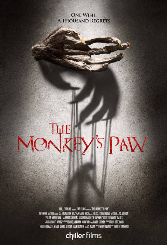 The-Monkeys-Paw-Poster