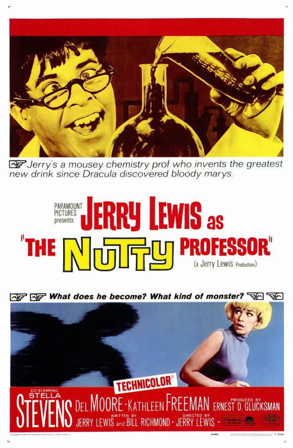 The Nutty Professor DVD Release Date May 9, 2010