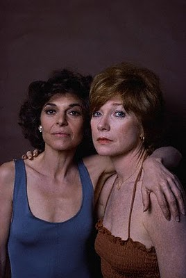 Anne Bancroft and Shirley MacLaine in The Turning Point