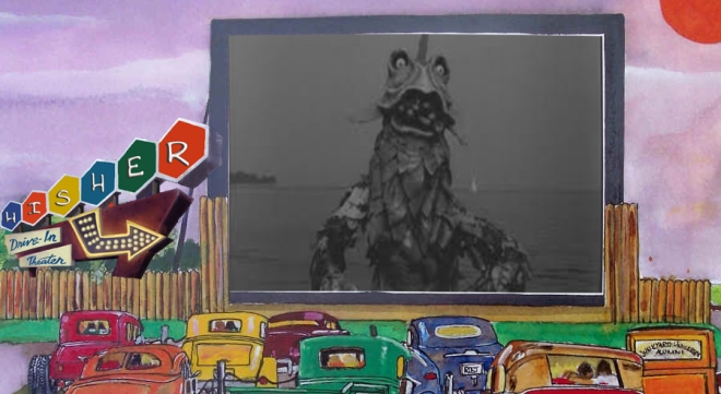 The Curious Dr. Humpp and Cactus Flower :: His and Hers Drive-In Feature (1969)