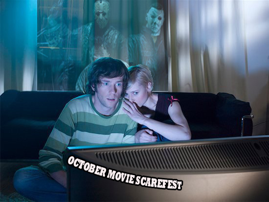 OCTOBER SCARY MOVIES