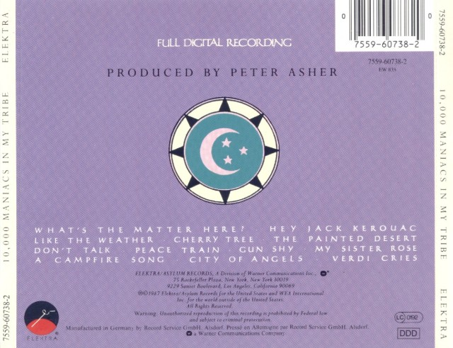 in my tribe back cover