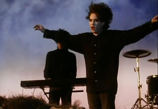 THE CURE - CURE - JUST LIKE HEAVEN LYRICS