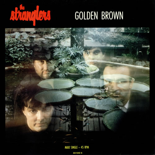 The Stranglers Golden Brown