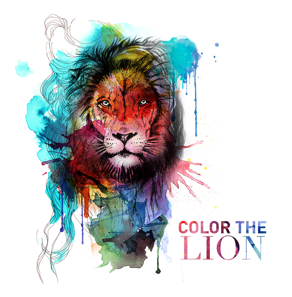 i want to thank color the lion for participating in the keep art alive 10 questions project