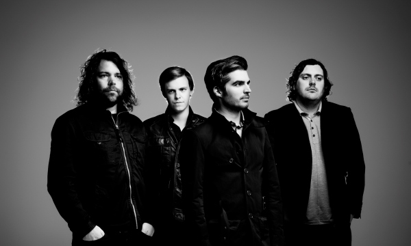 The Boxer Rebellion  PHOTO: MARK PRINS