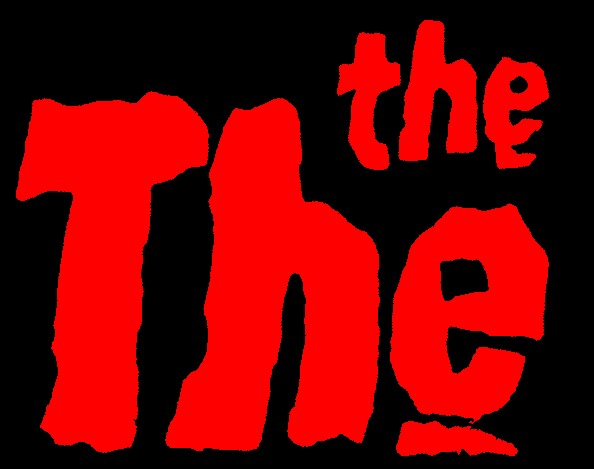 The_The_-_Logo