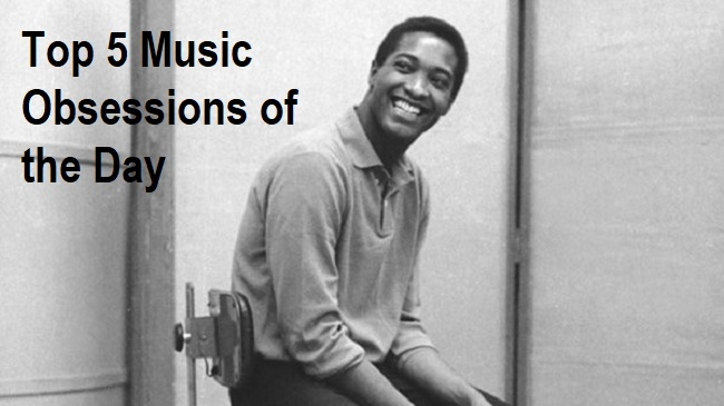 Top 5 Music Obsessions of the Day Sam Cooke Feature