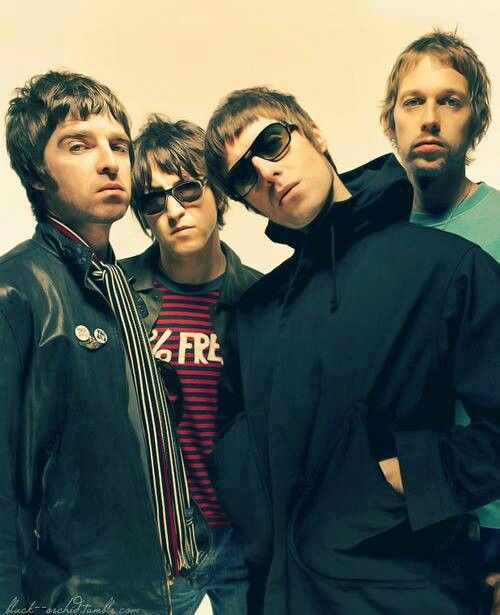 Oasis, band, britpop, 90s, Liam Gallagher, Noel Gallagher