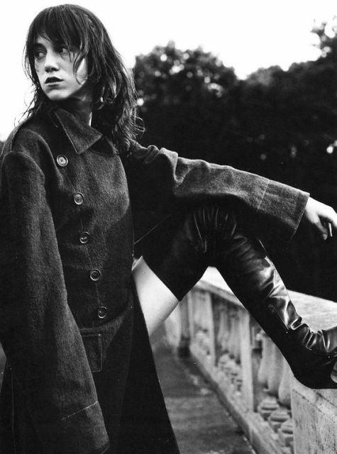 Charlotte Gainsbourg, Monday Playlist, Lyriquediscorde, music