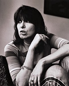 Chrissie Hynde, music, My Top Ten, My Top Ten Female Singers, Top Ten Tuesday, lyriquediscorde