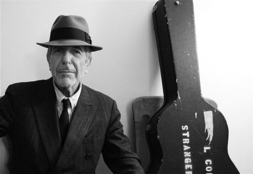 Leonard Cohen, My Top 10, Top 10, Top Ten, Top Ten Tuesday, Best Male Singers, lyriquediscorde