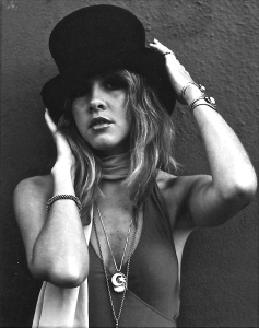 Stevie Nicks, music, My Top Ten, My Top Ten Female Singers, Top Ten Tuesday, lyriquediscorde