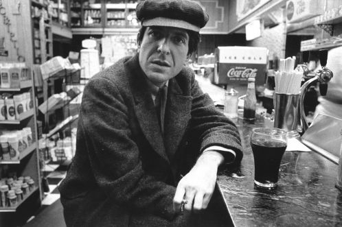 Leonard Cohen, Music, Friday Five, The Letter C
