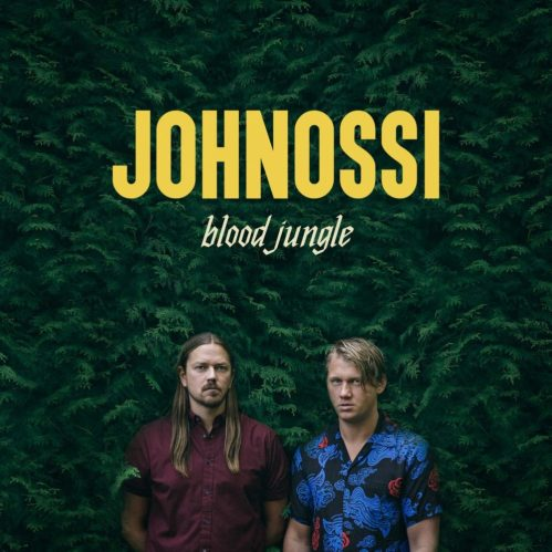 Johnossi, Blood Jungle, New Releases, Albums, Album Review, Top 5 New Releases
