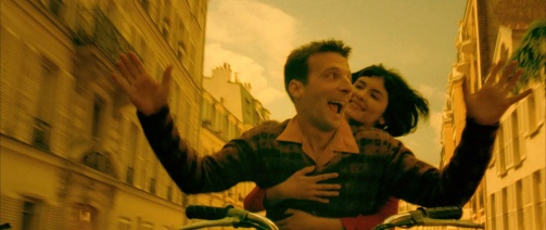Amelie, Movies ABC's