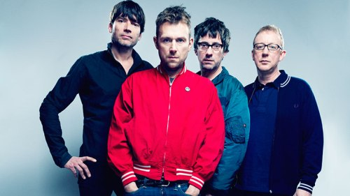 Blur, Top 10, My Top 10, Top Ten, My Top Ten, Top 10 Blur Songs, Tuesday Top Ten, Top Ten Tuesday