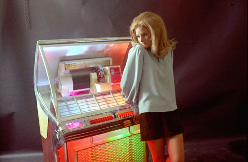 Monday Playlist, Take a Shot and Feed the Jukebox