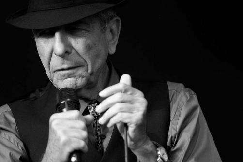 Leonard Cohen, Music, The Letter C, Friday Five