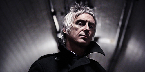 Paul Weller, M5MO, My 5 Music Obsessions of the Day