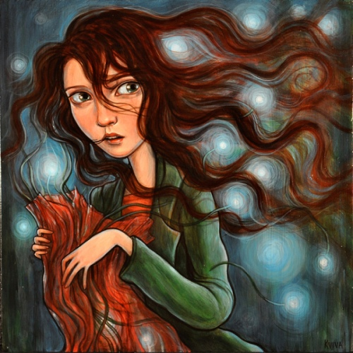 Kelly Vivanco, Art, Unraveled, TBT, Throwback Thursday, SOTD, Song of the Day