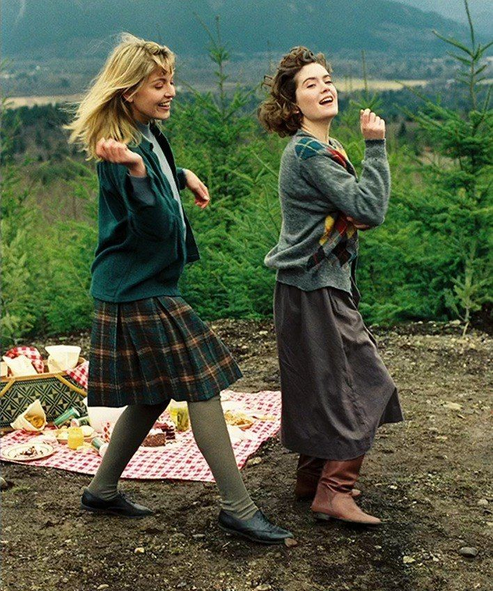 Fire Walk With Me, Twin Peaks, Laura and Donna, 1992, Throwback Thursday