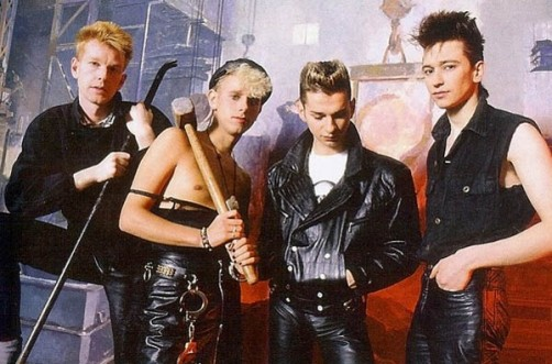 Depeche Mode, Top 5 Music Obsessions