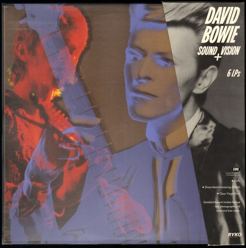 David Bowie Sound and Vision