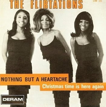 The Flirtations Nothing But a Heartache, Music, Northern Soul, Northern Soul Monday, Best Northern Soul Music