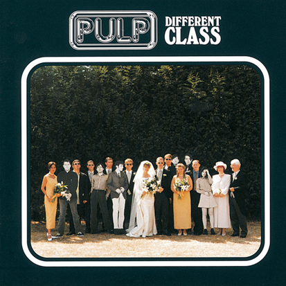 Pulp Different Class, Album, Music, Best Britpop Music