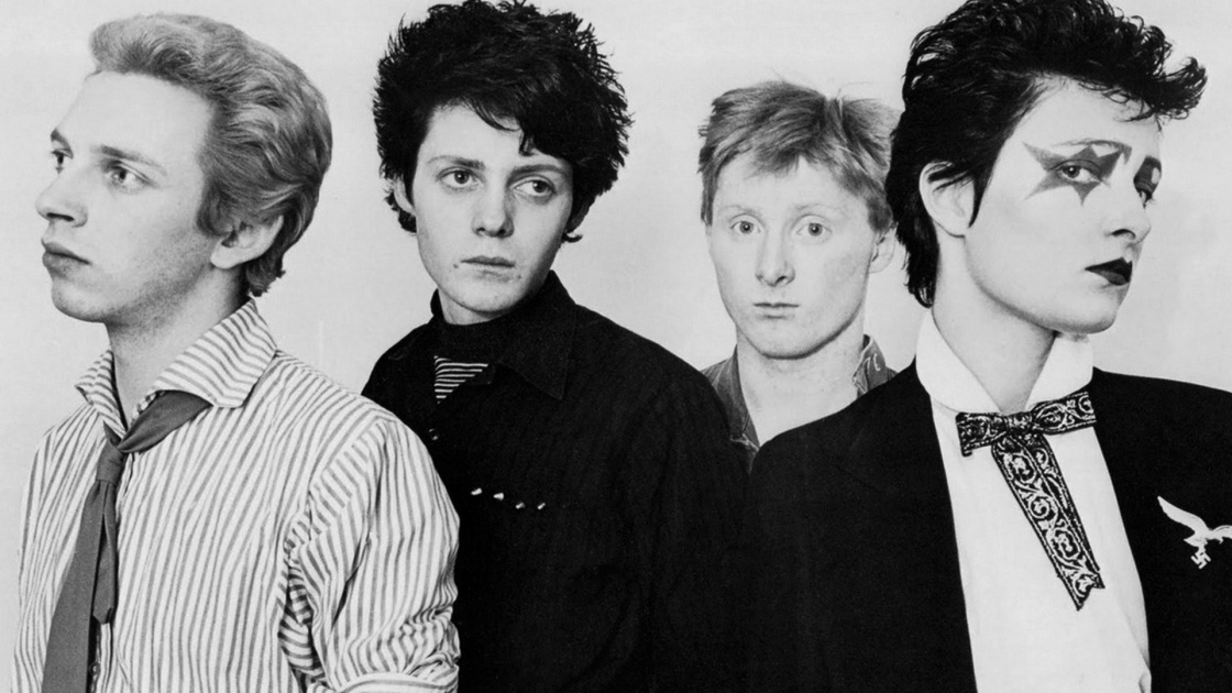 Siouxsie & The Banshees, Music, M5MO, My 5 Music Obsessions