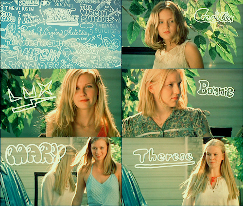 The Virgin Suicides, Music, M5MO, Movies, My 5 Music Obsessions