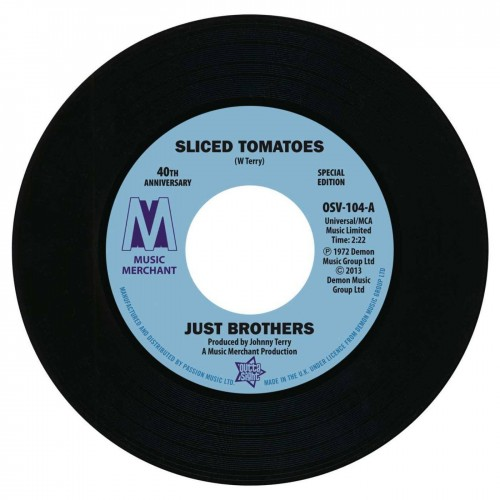 Just Brothers Sliced Tomatoes, Northern Soul Monday, Best Northern Soul