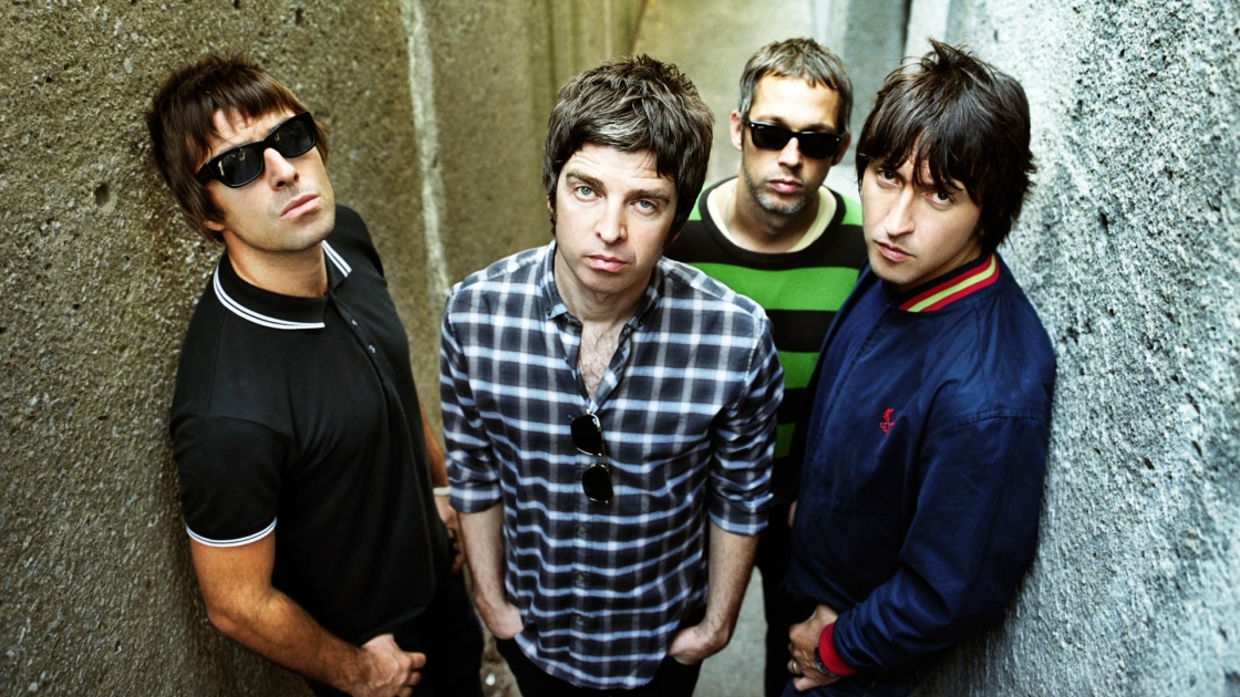 Oasis, Top 5, Top 5 Music Obsessions