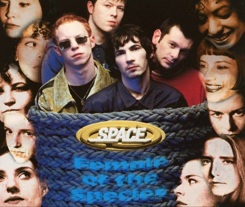 Space Female of the Species, Britpop Tuesday, Best Britpop Music