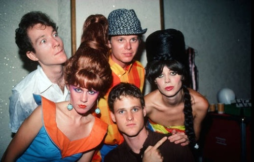 The B-52's, Top 5, Top 5 Music Obsessions