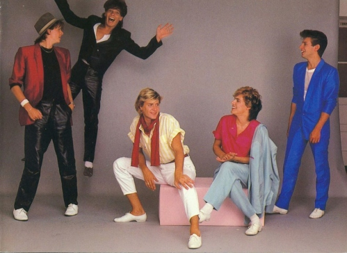 Duran Duran, Top 5, Top 5 Music Obsessions