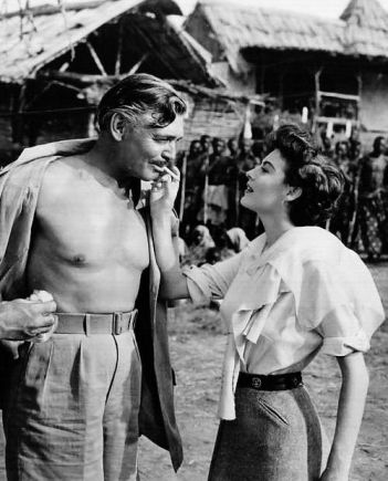 Clark Gable and Ava Gardner, Monday Playlist