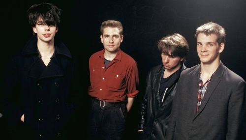 Echo and the Bunnymen, Top 5, Top 5 Music Obsessions