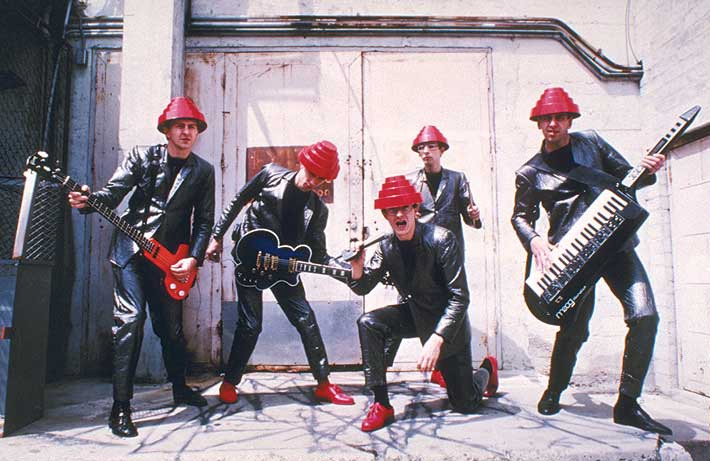 Devo, Top 5, Top 5 Music Obsessions