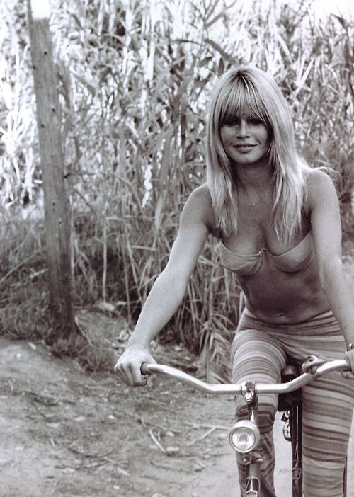 Brigitte Bardot, Wordless Wednesday
