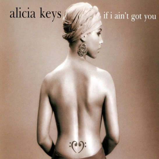 Alicia Keys If I Ain't Got You, Under the Covers, Cover Songs